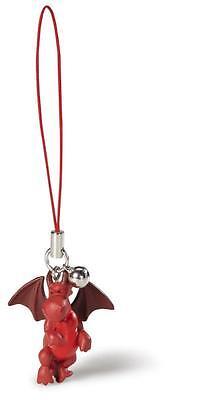 37565 NICI Beauties Handyanhänger Anhänger Drache rot