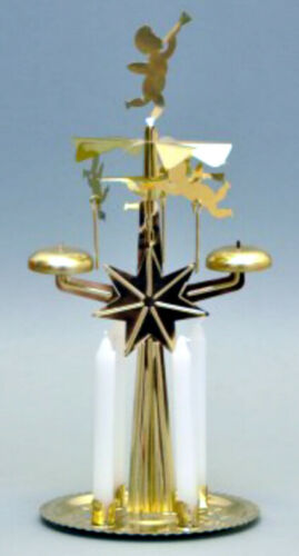 """Swedish style """"Angel Chime"""" w/ Candles - Direct From Germany"""