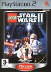 Lego Star Wars II The original trilogy Platinum (ps2 used