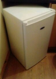 BARGAIN ICEKING Fridge with ice box 4 months old brand new condition