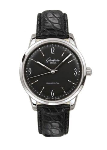 Glashutte Original Vintage Senator Sixties 39-52-04-02-04 Men's Watch - watch picture 1