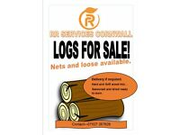 Logs for sale!!