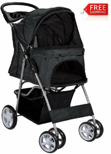 P-a-w-s & P-a-l-s Folding Pet Stroller Freeshipping