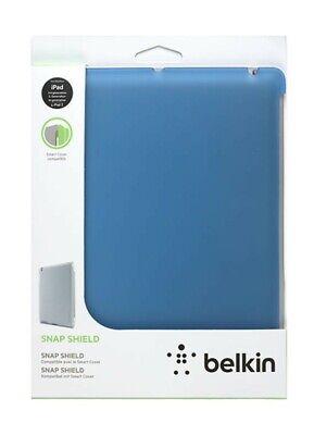 Belkin coque de protection arrière compatible Smart cover pour iPad 2, iPad 3 et