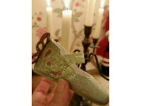 Monsoon baby shoes new £6