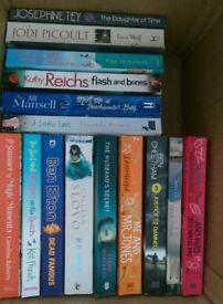 37 Books / Novels