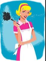 Cleaning LADY WOODSTOCK AREA NB