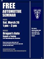 Get to know your car seminar