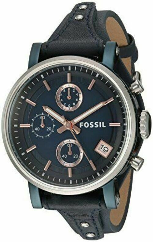 Fossil Original Ladies Es4113 Boyfriend Watch fb6g7yY