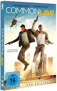 DVD Common Law Michael Ealy Warren Kole Die komplette Serie Fsk 16