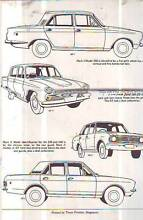 FORD CORTINA MK1 2 WORKSHOP MANUAL 1962-71******1300******1600 GT Sefton Bankstown Area Preview