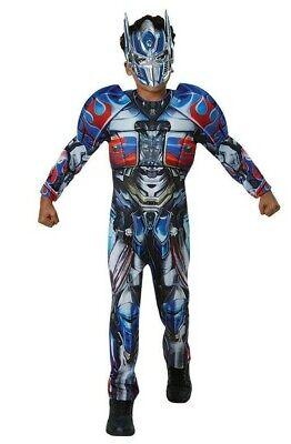 Rubies 3630997 - Optimus Prime Transformers 5 Deluxe Kinder Kostüm, Gr. S, M, L