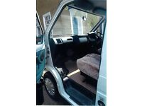 Renault Trafic Motor Home