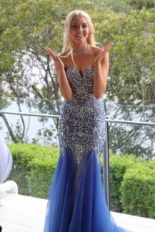 Mermaid formal dress