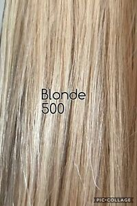 Clip in Hair Extensions Human Hair 18 Inches New Melbourne CBD Melbourne City Preview