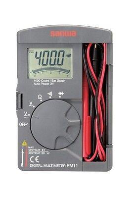 Sanwa Digital Multi Meter Pm11 Made In Japan