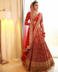Indian Bridal Wedding Outfit