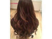 OFFER!! MOBILE HAIR EXTENSION SPECIALIST. MICRO RINGS, NANO RINGS, KERATIN BONDS, TAPEIN EXTENSIONS