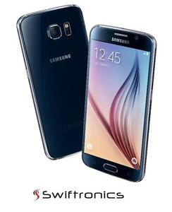 *!*SALE*!* Samsung Galaxy S6 Sapphire Black Unlocked