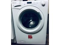 45 Candy GV138D3 8kg 1300Spin White A+++Rated LCD Washing Machine 1YEAR WARRANTY FREE DEL N FIT