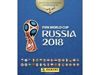 Panini Russia World Cup 2018 stickers - BUY ONLY