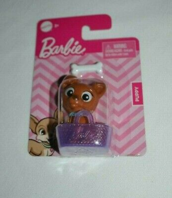 BARBIE 2020 PET PUPPY AND ACCESSORIES