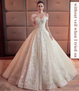 Gorgeousnew wedding dress gown forsale, fit all size, great deal