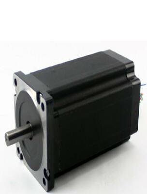 Nema42 Hybrid Stepper Motor 2830 Oz-in 6.0a Single Shaft Kl42h2150-60-4a