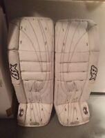 Brian's zero g 34 + 2 goalie pads for trade