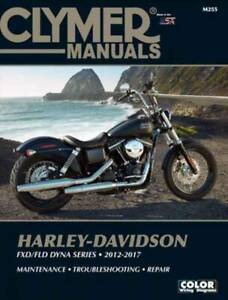 Harley Davidson FXD / FLD Dyna Series 2012 - 2017 Clymer Repair Blacktown Blacktown Area Preview
