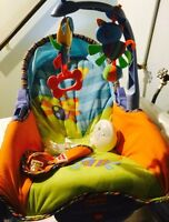 Baby-Toddler Portable Rocker
