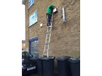 Ladders, Double & Triple Extension, Step & Roof Ladders Trestles