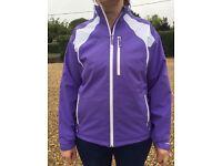 Ladies Proquip waterproof golf jacket size L