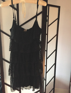 Guess Party Dress, Black