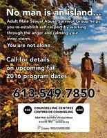 Adult Male Sexual Abuse Survivors Group