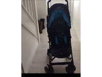 Silver cross pop stroller buggy