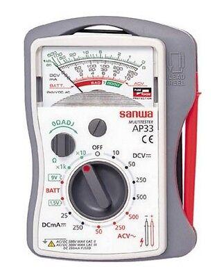 Sanwa Pocket Size Analog Multi Tester Ap33