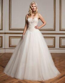 Justin Alexander Wedding dress NEW