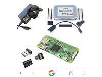 Raspberry Pi Zero Mega Kit