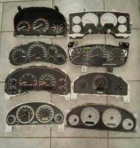 DASHBOARD INSTRUMENT CLUSTER REPAIR - TORONTO ONT.