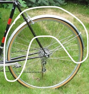 ISO road bike fenders. Vintage or new