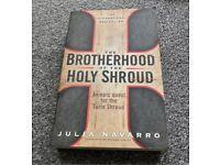 The brotherhood of the holy shroud Book