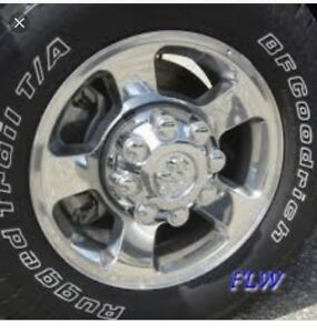 Dodge Ram 8 bolt wheels rims