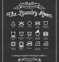 Wash and Fold Laundry Service.