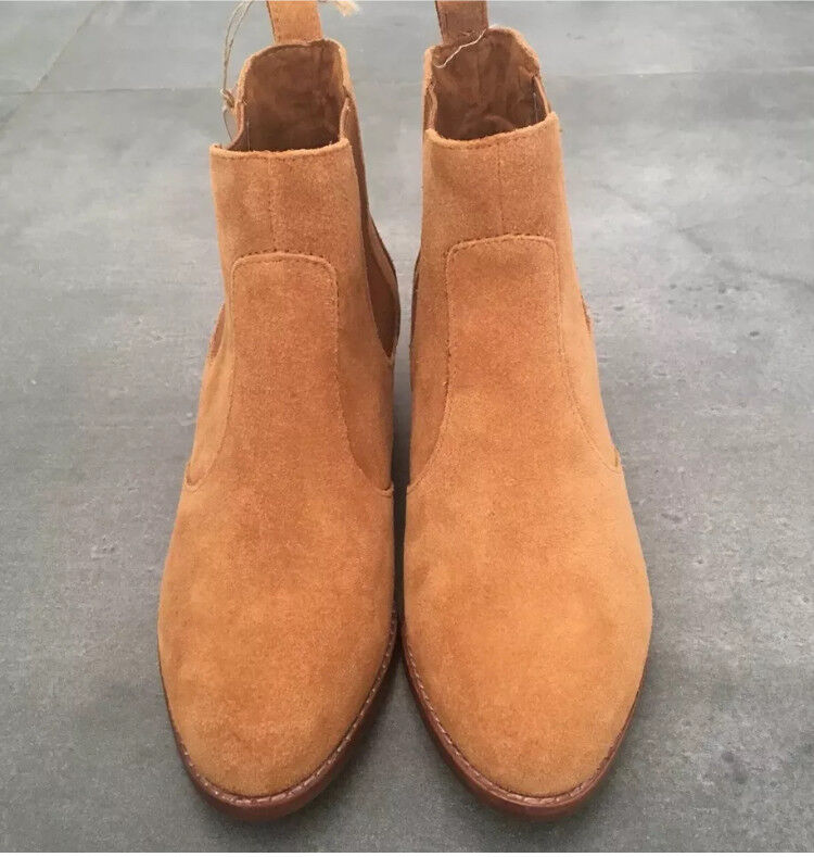 Gap Suede Ankle Boots