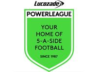 PLAY FOOTBALL IN DOCKLANDS / ISLE OF DOGS / CANARY WHARF POWERLEAGUE - players wanted