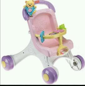 Little tikes pram walker