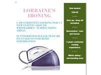 Lorraine's Ironing Service
