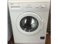 P44 Beko WM5101 5kg 1000Spin White A+A Rated Washing Machine 1YEAR WARRANTY FREE DEL N FIT