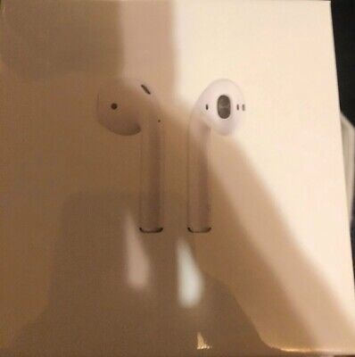 BRAND NEW Apple AirPods 2nd Generation with Charging Case - White (IN BOX)